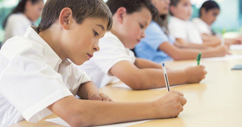 children for the 11 plus exam